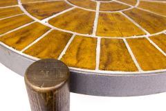 Vallarius Vallauris Ceramic Coffee Table circa 1960 France - 892926