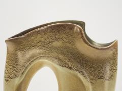 Vallauris Mid Century French Vallauris ceramic vase 1960s - 994663