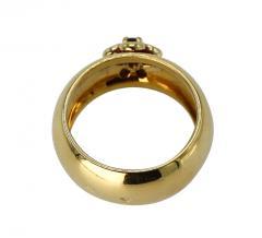 Van Cleef Arpels 18 Karat Gold Sapphire and Diamond Ring by Van Cleef Arpels France - 329173