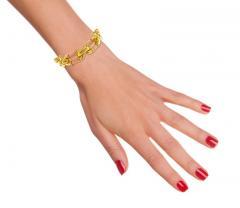 Van Cleef Arpels Van Cleef Arpels Angel Skin Coral Gold Bracelet - 1159901