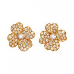 Van Cleef Arpels Van Cleef Arpels Cosmos earrings - 1152691