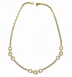 Van Cleef Arpels Van Cleef Arpels Diamond Necklace - 1028914