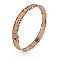 Van Cleef Arpels Van Cleef Arpels Perlee Bracelet in 18K Rose Gold - 1676142
