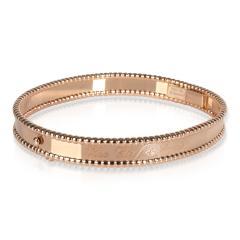 Van Cleef Arpels Van Cleef Arpels Perlee Bracelet in 18K Rose Gold - 1676143