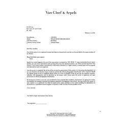 Van Cleef Arpels Van Cleef Arpels Perlee Bracelet in 18K Rose Gold - 1676144