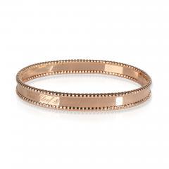 Van Cleef Arpels Van Cleef Arpels Perlee Bracelet in 18K Rose Gold - 1676735