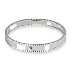 Van Cleef Arpels Van Cleef Arpels Perlee Bracelet in 18K White Gold - 1676107