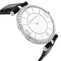 Van Cleef Arpels Van Cleef Arpels Pierre Arpels VCARO3GJ00 Unisex Watch in 18kt White Gold - 1666998