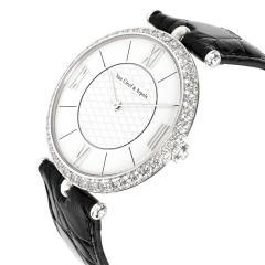 Van Cleef Arpels Van Cleef Arpels Pierre Arpels VCARO3GJ00 Unisex Watch in 18kt White Gold - 1666999