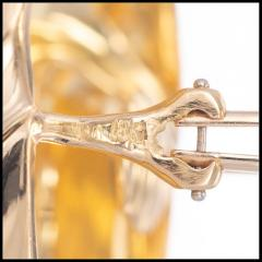 Van Cleef Arpels Van Cleef Arpels Yellow Gold Swirl Clip Post Earrings - 717675
