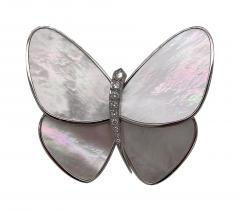 Van Cleef Arpels Van Cleef Arpels butterfly brooch - 1913882