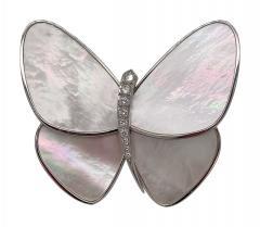 Van Cleef Arpels Van Cleef Arpels butterfly brooch - 1913883