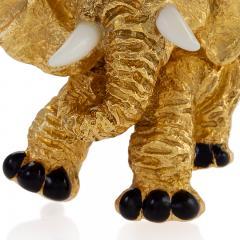 Van Cleef Arpels Van Cleef and Arpels Elephant Brooch - 1135121