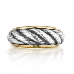 Van Cleef Arpels White and Yellow Gold Ring by Van Cleef Arpels - 1034466