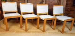 Van Keppel Green Four String Chairs by Van Keppel Green of Beverly Hills 1940s - 2066752