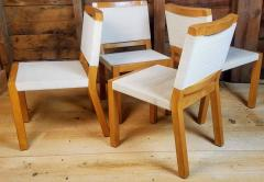 Van Keppel Green Four String Chairs by Van Keppel Green of Beverly Hills 1940s - 2066753