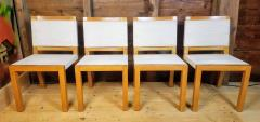 Van Keppel Green Four String Chairs by Van Keppel Green of Beverly Hills 1940s - 2066755