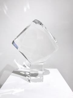 Van Teal PRISMATIC LUCITE SCULPTURE - 1903890