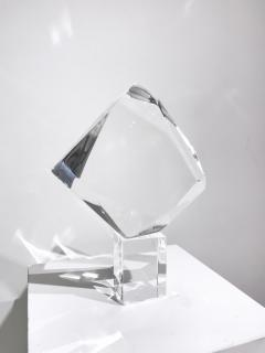 Van Teal PRISMATIC LUCITE SCULPTURE - 1903891