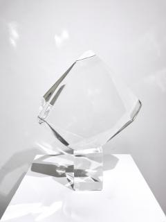 Van Teal PRISMATIC LUCITE SCULPTURE - 1903896