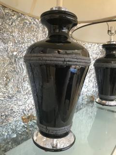 Van Teal Pair of Signed Van Teal Lamps - 516648