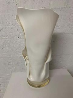 Van Teal Postmodern Van Teal Handkerchief Lamp Signed - 1562772