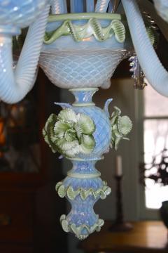 Venice Murano Co Murano Glass Ciocca Chandelier - 1467827