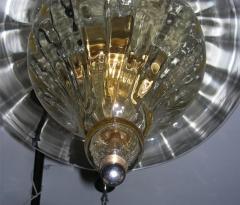 Venini 1960s Murano glass lantern by Venini - 909468