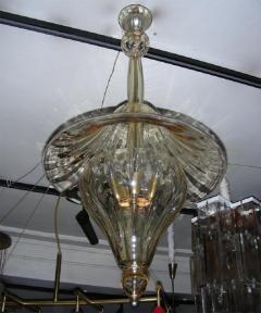 Venini 1960s Murano glass lantern by Venini - 909470