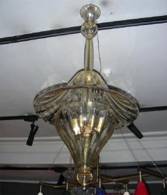 Venini 1960s Murano glass lantern by Venini - 909471