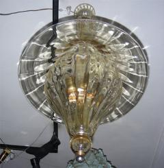 Venini 1960s Murano glass lantern by Venini - 909473