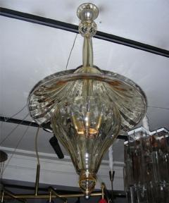 Venini 1960s Murano glass lantern by Venini - 909475
