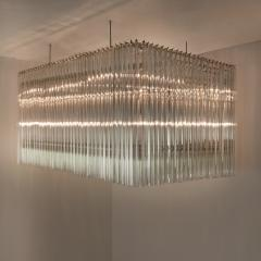 Venini Exceptional Venini Light Sculpture Italy 1970s - 1039252