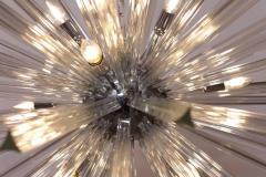 Venini Extraordinary Huge Murano Glass Sputnik Chandelier in the manner of Venini - 543958