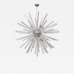 Venini Extraordinary Huge Murano Glass Sputnik Chandelier in the manner of Venini - 544974