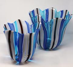 Venini Fazzoletto Handkerchief Vases by Venini - 659811
