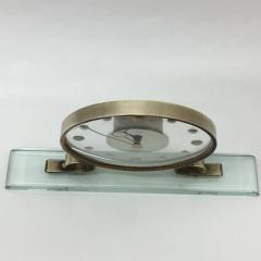Venini Mid Century Modern Table Clock Iatos Per Venini - 724623