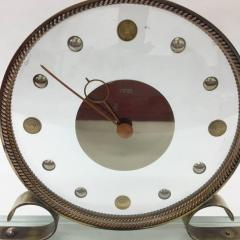 Venini Mid Century Modern Table Clock Iatos Per Venini - 724624