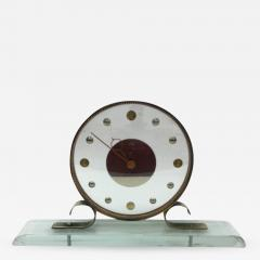 Venini Mid Century Modern Table Clock Iatos Per Venini - 725545