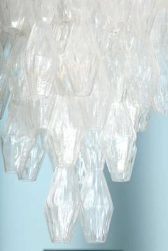 Venini Pair of Poliedri Hanging Fixture by Venini - 1840900