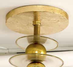 Venini Rare Vintage Venini Ceiling Fixture - 1167430