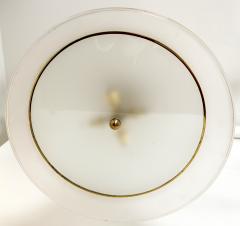 Venini Rare Vintage Venini Ceiling Fixture - 1167431