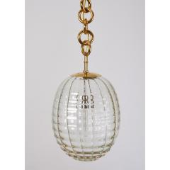 Venini Venini Blown Glass Lantern Italy 1950s - 1909538