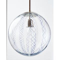 Venini Venini Blown Glass Lantern Italy 1950s - 2056111