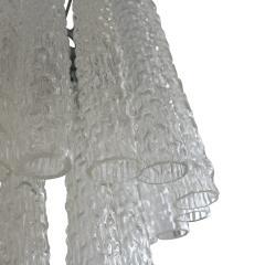 Venini Venini Murano Glass Pair of 1960s Italian Sconces - 1971307