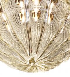Venini Venini Murano Glass Pendant Italy 1940s - 1573366