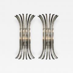 Venini Venini Murano Glass Wall Sconces - 617396