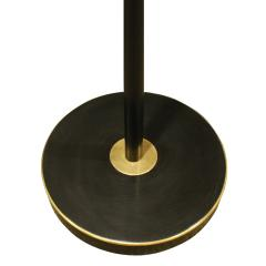 Venini Venini Poliedri Floor Lamp with Artisan Glass Shades 1958 - 1059631