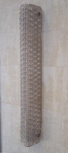 Vetri Murano A pair of Murano glass sconces Italy 90 - 970229