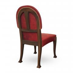 Victoria Son Art Nouveau Side Chair - 1067415